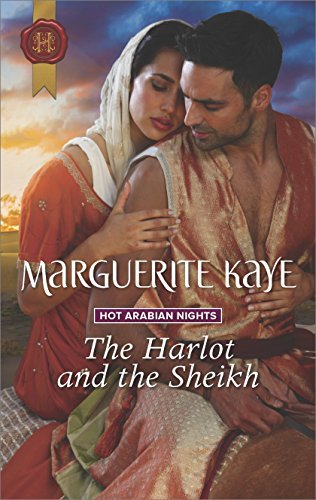 The Harlot and the Sheikh by Marguerite Kaye