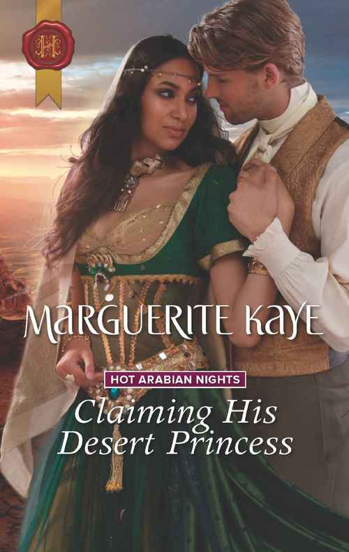 Claiming His Desert Princess by Marguerite Kaye