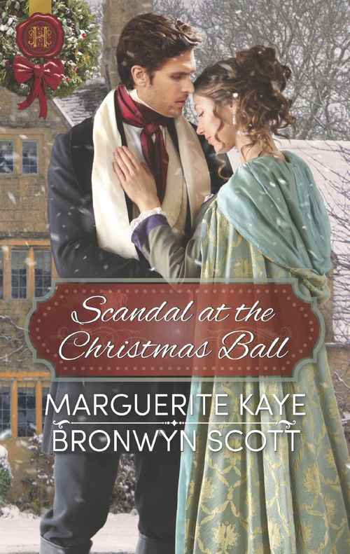 Scandal At The Christmas Ball by Bronwyn Scott