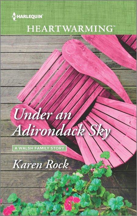 Under an Adirondack Sky by Karen Rock