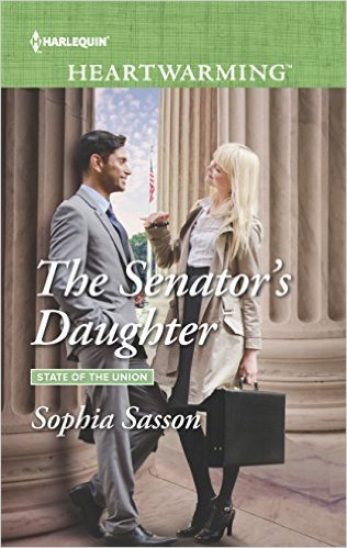 The Senator's Daughter by Sophia Singh Sasson