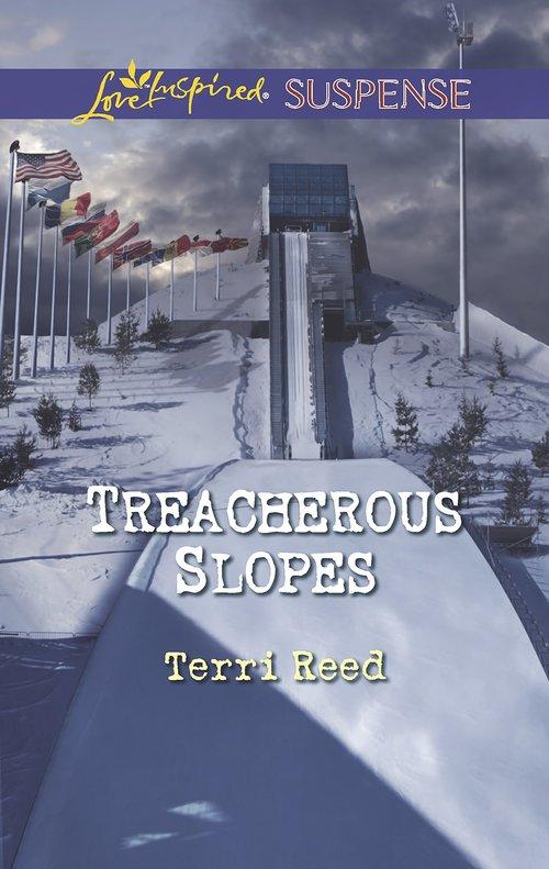 Treacherous Slopes by Terri Reed
