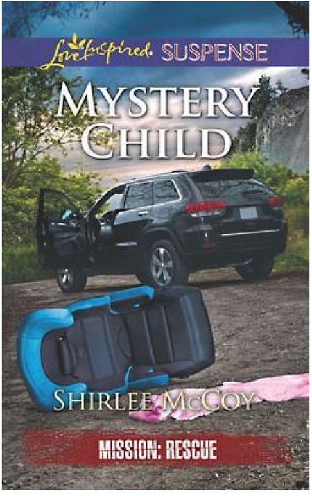 Mystery Child by Shirlee McCoy