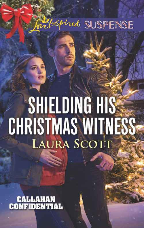 Shielding His Christmas Witness by Laura Scott
