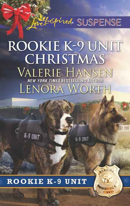 Rookie K-9 Unit Christmas: Surviving Christmas by Lenora Worth