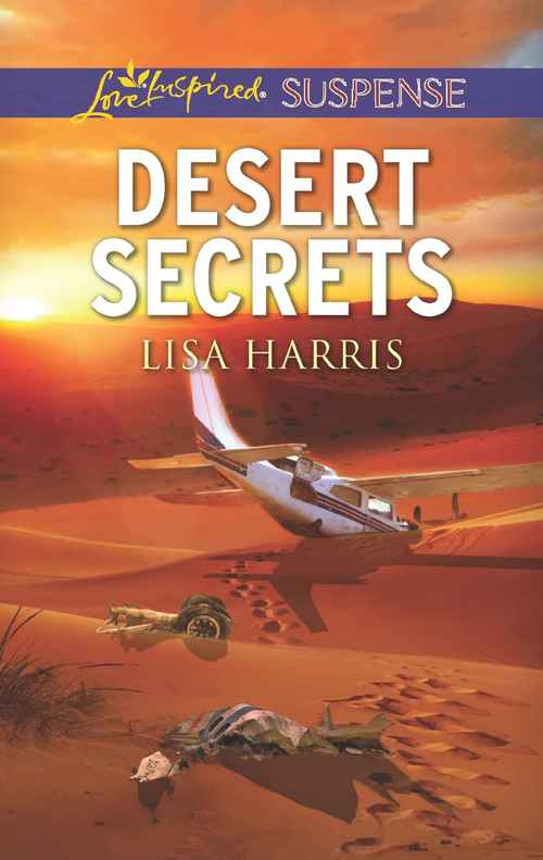 Desert Secrets by Lisa Harris