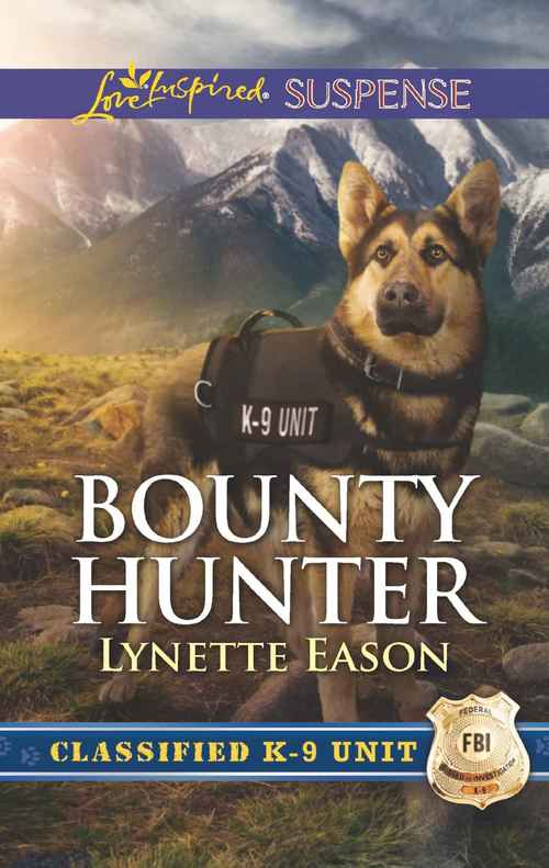 Bounty Hunter by Lynette Eason