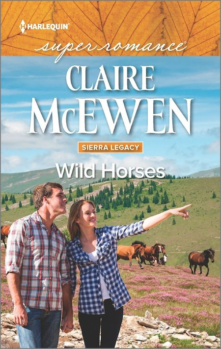 Wild Horses by Claire McEwen
