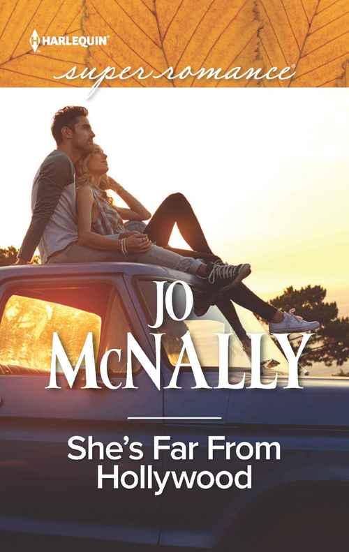 She's Far From Hollywood by Jo McNally