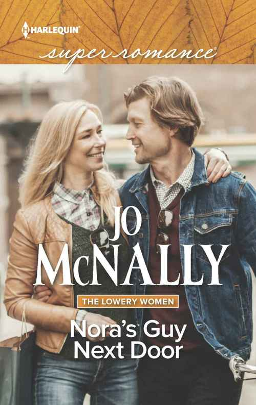 Nora's Guy Next Door by Jo McNally