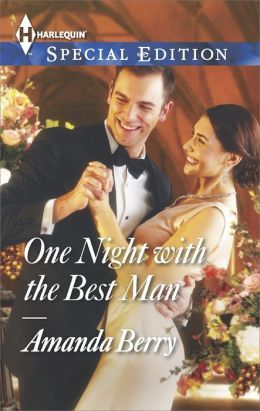 One Night with the Best Man by Amanda Berry