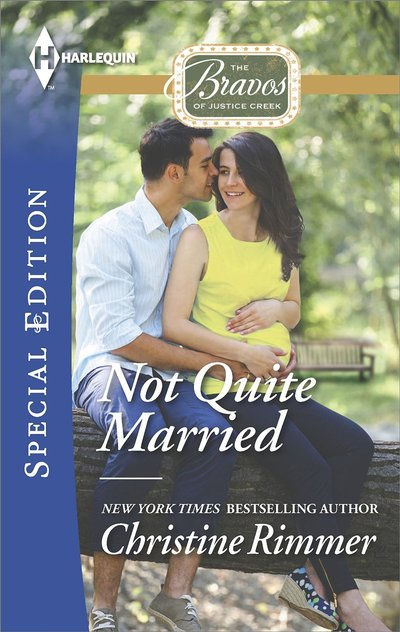 Not Quite Married by Christine Rimmer