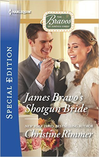James Bravo's Shotgun Bride by Christine Rimmer
