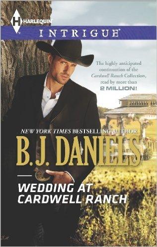 Wedding at Cardwell Ranch by B.J. Daniels