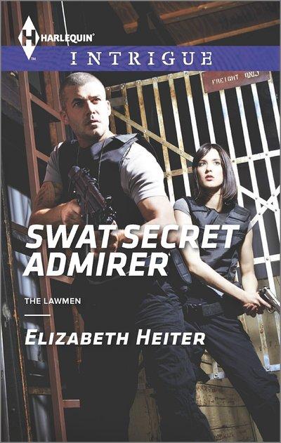 SWAT Secret Admirer by Elizabeth Heiter