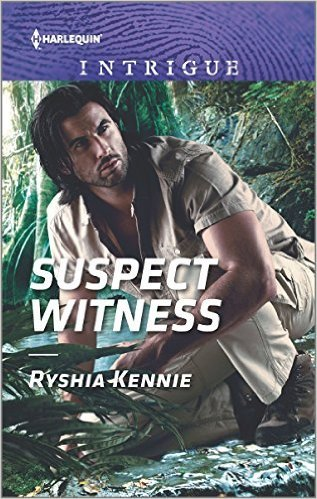 Excerpt of Suspect Witness by Ryshia Kennie