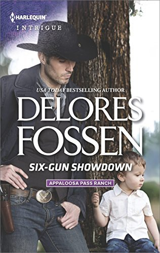 Six-Gun Showdown by Delores Fossen