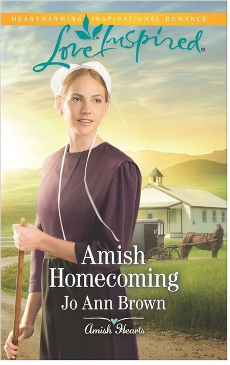 Amish Homecoming by Jo Ann Brown