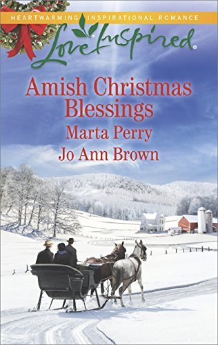 Amish Christmas Blessing by Marta Perry