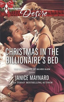 Christmas in the Billionaire's Bed by Janice Maynard