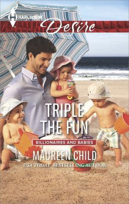 Triple The Fun by Maureen Child
