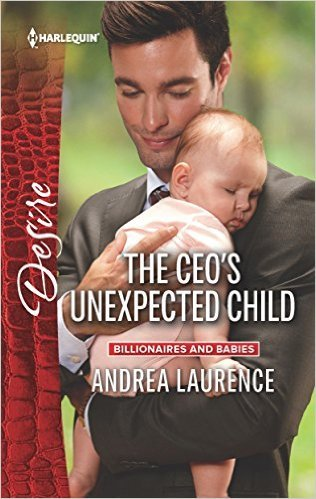 The CEO's Unexpected Child by Andrea Laurence