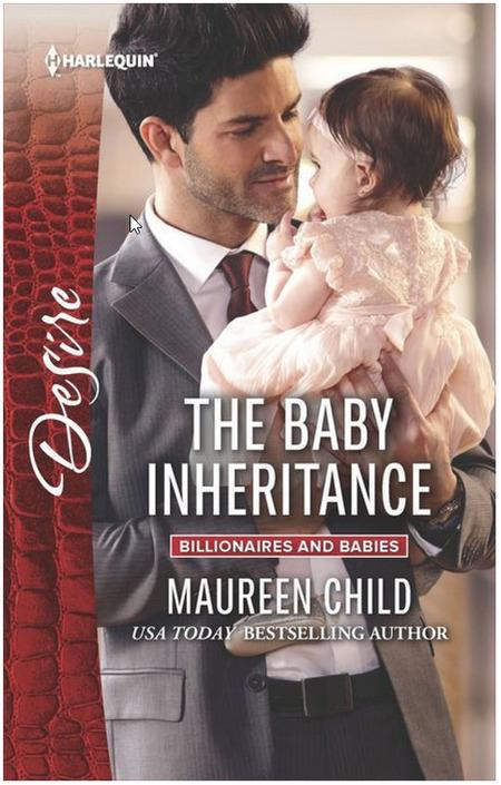 The Baby Inheritance by Maureen Child