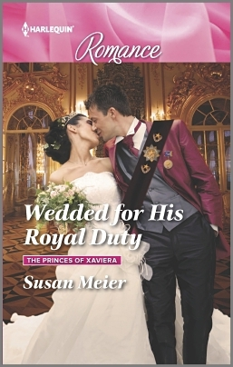 Wedded For His Royal Duty by Susan Meier