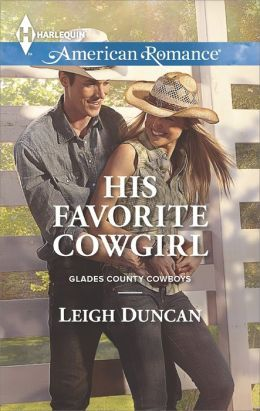His Favorite Cowgirl by Leigh Duncan
