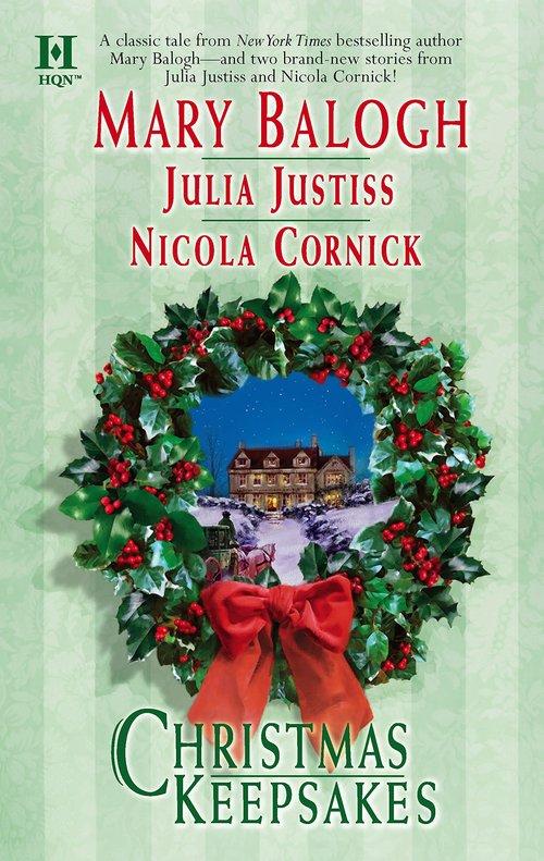 Christmas Keepsakes: by Nicola Cornick