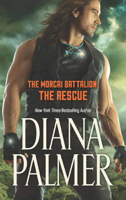 The Rescue by Diana Palmer