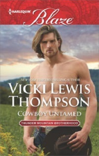 Cowboy Untamed by Vicki Lewis Thompson