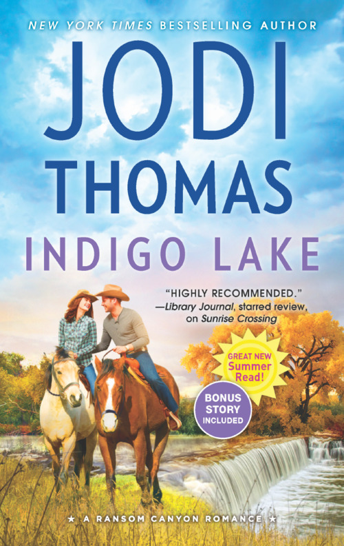 Indigo Lake by Jodi Thomas