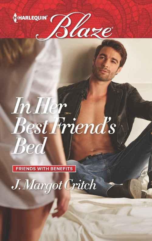 In Her Best Friend's Bed by J. Margot Critch