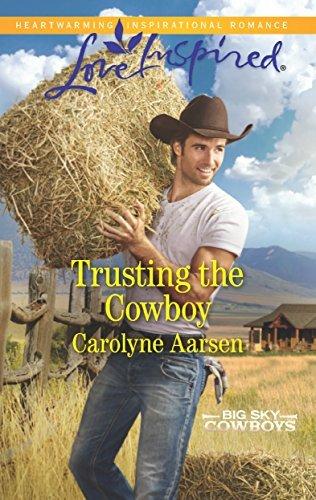 Trusting the Cowboy by Carolyne Aarsen