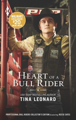Heart of a Bull Rider by Tina Leonard