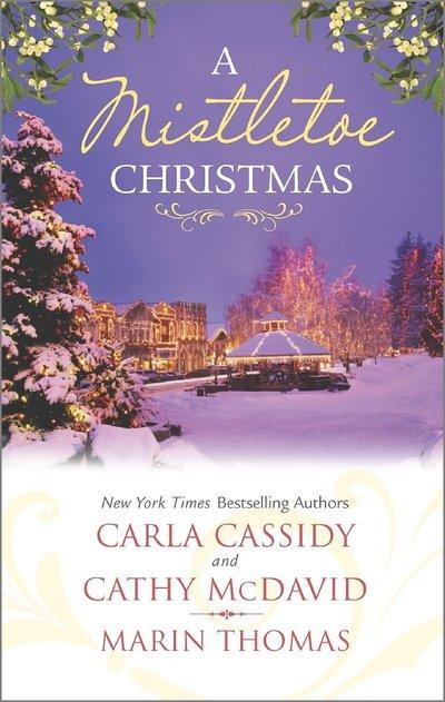 A Mistletoe Christmas by Carla Cassidy