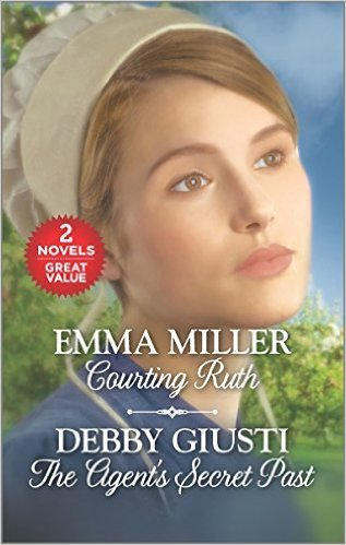 Courting Ruth and The Secret Agent's Past by Debby Giusti
