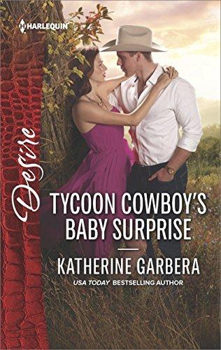 Tycoon Cowboy's Baby Surprise by Katherine Garbera