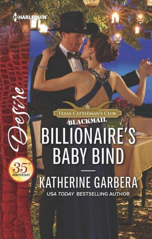 Billionaire's Baby Bind by Katherine Garbera