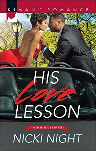 HIS LOVE LESSON
