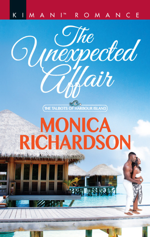 The Unexpected Affair by Monica Richardson