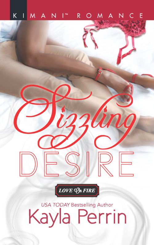 Sizzling Desire by Kayla Perrin
