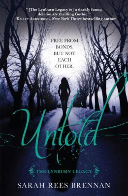 Untold by Sarah Rees Brennan