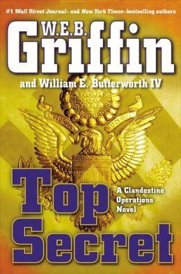 Top Secret by William E. Butterworth IV