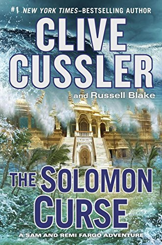 The Solomon Curse by Russell Blake