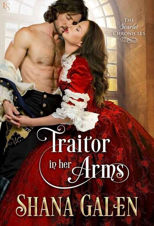 TRAITOR IN HER ARMS
