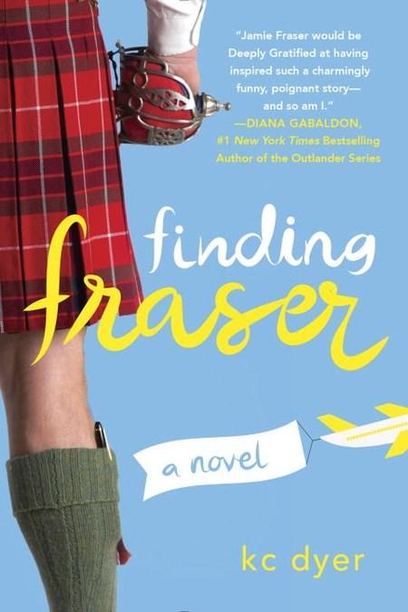 Finding Fraser by K.C. Dyer