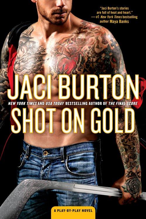 Shot on Gold by Jaci Burton