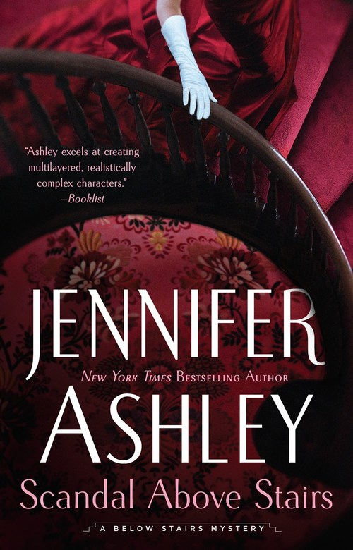 Scandal Above Stairs by Jennifer Ashley